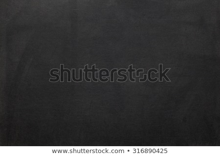 Blank vintage chalk board background Stock photo © ildogesto