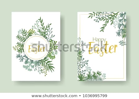 Frone Ostern. Stock photo © Fisher