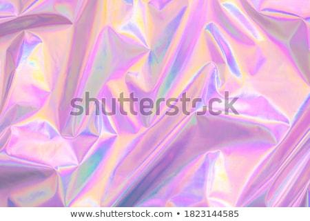 Crumpled Violet Paper Stock photo © adamson