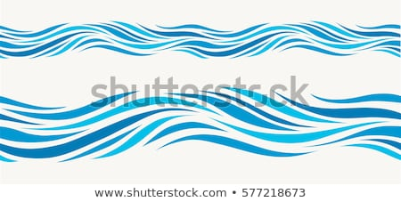 Coastal Waves Stock photo © bobkeenan