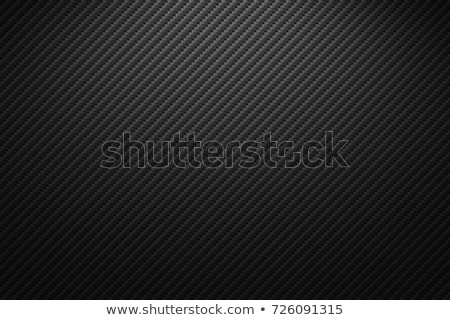 Dunkel grau Kohlefaser Textur Design abstrakten Stock foto © SArts