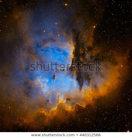 Nébuleuse région constellation spirale bras image Photo stock © NASA_images