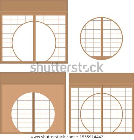 природного · Японский · текстуру · бумаги · бумаги · аннотация - Сток-фото © ansonstock
