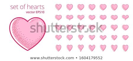 разрыв сердце любви свадьба аннотация свет Сток-фото © Ansonstock