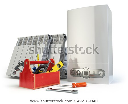plomberie · outil · tuyaux · construction · technologie - photo stock © photography33