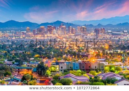 Phoenix Arizona Stock photo © cboswell