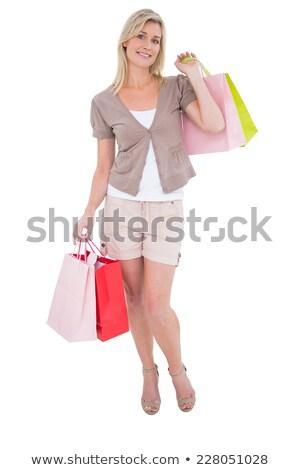 Mulheres estúdio cara moda Foto stock © wavebreak_media