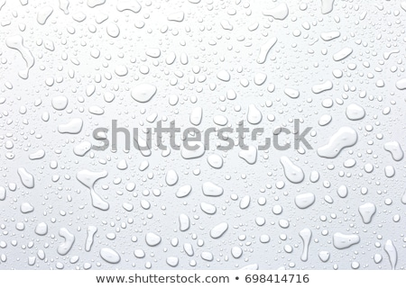 Water droplets texture Stock photo © ozaiachin