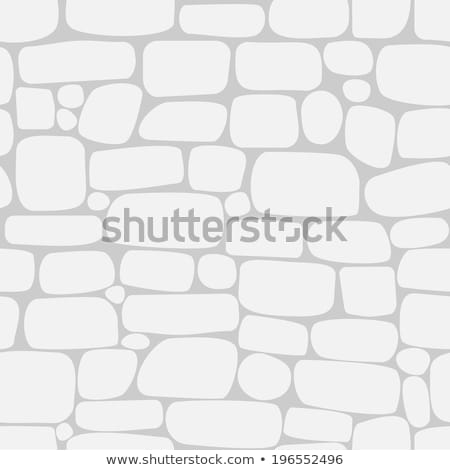Light Rubble. Seamless Texture. Stock photo © tashatuvango