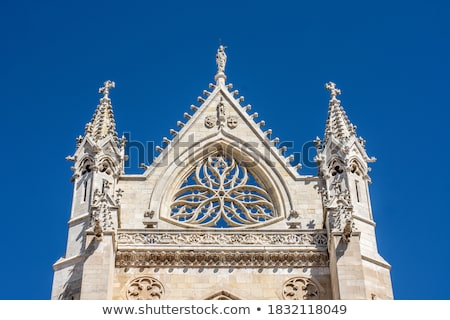 Towers of the Cathedral Stock photo © ifeelstock