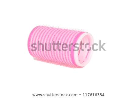 One velcro roller lying on its side Stock photo © sarahdoow