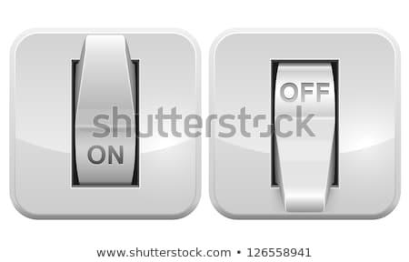 Switch light electronic Stock photo © elwynn