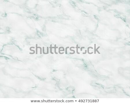 Lege kamer groene marmer vloer witte muur Stockfoto © w20er