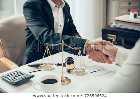 business law stock photo © lightsource