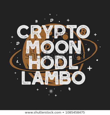 férfi · mutat · bitcoin · közelkép · kezek · pénz - stock fotó © stevanovicigor
