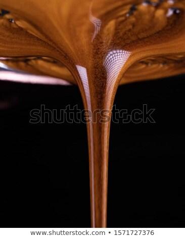 Imagem sapatos café Foto stock © ChilliProductions