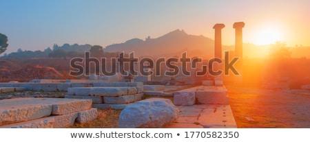 архитектура · история · Турция · горизонтальный · Туристические · направления - Сток-фото © emirkoo