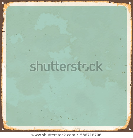 Metal Commercial Text Stock photo © bosphorus