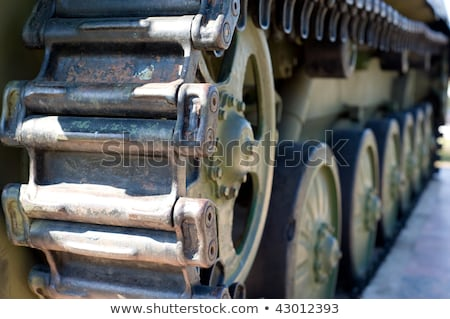 Infantry fighting vehicles Stock photo © inxti