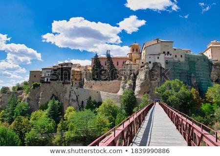 España edad ciudad Europa ciudad viaje Foto stock © backyardproductions