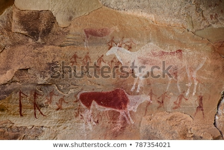 prehistoric art Stock photo © alekup