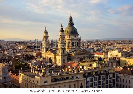 Stephen's Basilica Stock photo © Imagecom