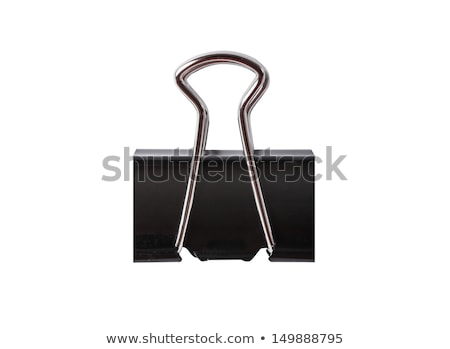 Binder Clips Stock photo © PetrMalyshev