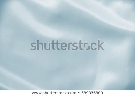 absztrakt · kék · hullámos · karácsony · vektor · terv - stock fotó © saicle