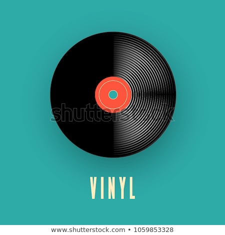dansen · vinyl · gelukkig · valentijnsdag · liefde · verhaal - stockfoto © Fisher