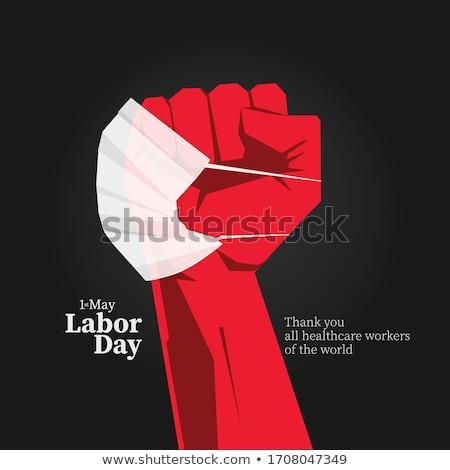 1 may labor Day Stock photo © Olena