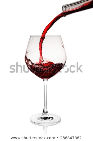 Alcohol Drink Winery Refreshing Burgundy Beverage Stock photo © robuart