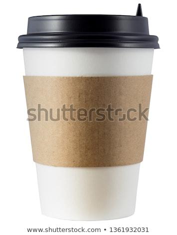 Coffee to go Photo stock © hsfelix