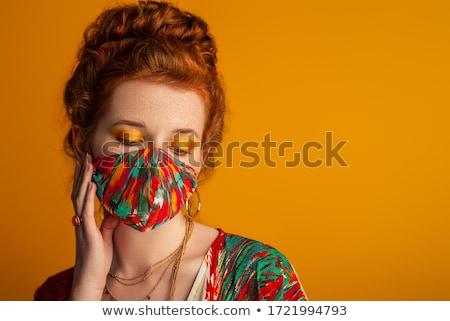 masked dress Stock photo © adrenalina