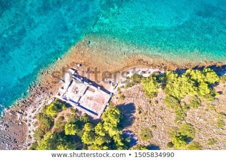 Ada villa ören adalar Stok fotoğraf © xbrchx