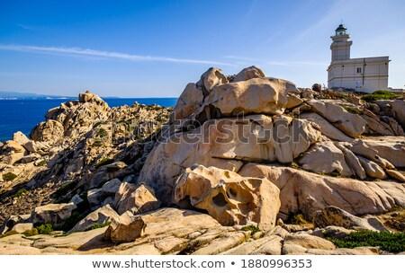 Sardinia. Capo Testa. Italy.  Stock photo © ShustrikS