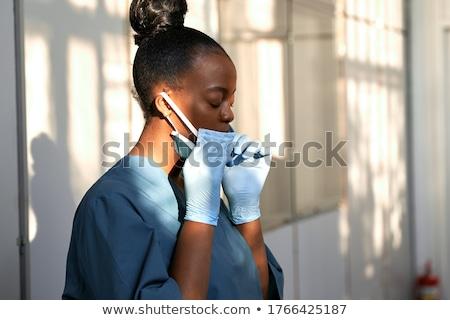 Take A Break Take A Breath Burnout Concept Stock photo © ivelin