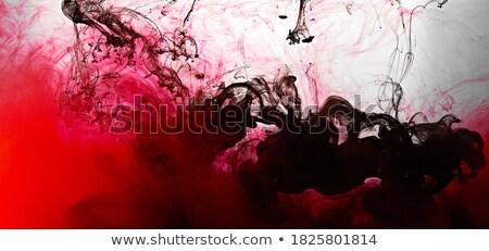 Negro humo abstracción blanco resumen luz Foto stock © Arsgera