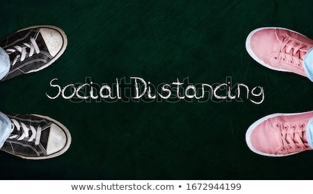 социальной слово подобно мучной фон Сток-фото © silent47