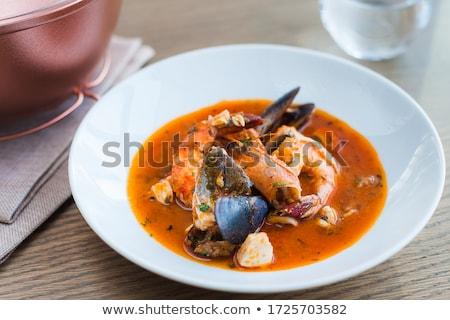 bouillabaisse stock photo © joker