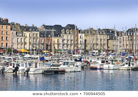Harbor in Dieppe Stock photo © ivonnewierink
