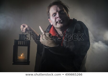 Count Dracula Stock photo © fizzgig
