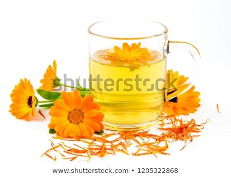 Dried Marigold Flowers Stock photo © luminastock