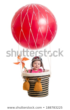 soaring toy balloons Stock photo © ssuaphoto
