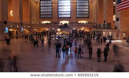 Central la exposición a largo Nueva York EUA Nueva York 14 Foto stock © pxhidalgo