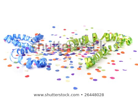 party decoration for silvester Stock photo © Tomjac1980