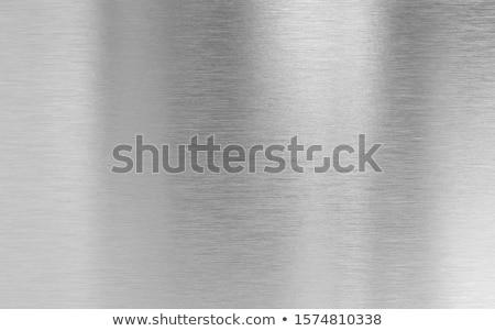 Aluminium texture Stock photo © dutourdumonde