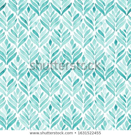 Aquarelle pattern Stock photo © timbrk