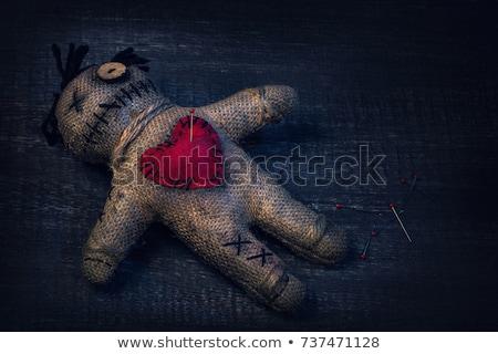 voodoo heart stock photo © songbird