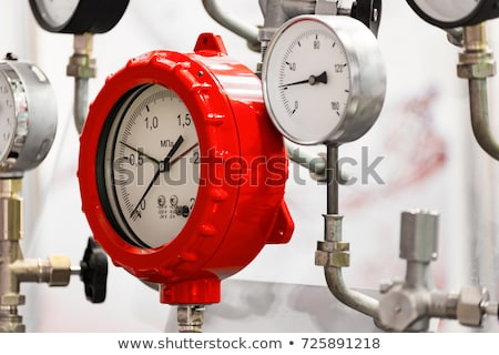 давление измерение студию изолированный белый врач Сток-фото © feelphotoart