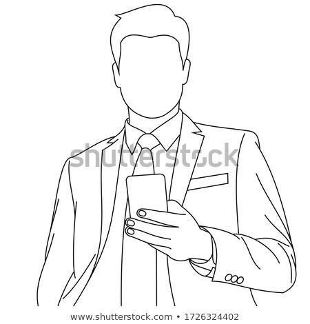 aprovado · candidato · bom · trabalhar · negócio · carimbo - foto stock © morphart